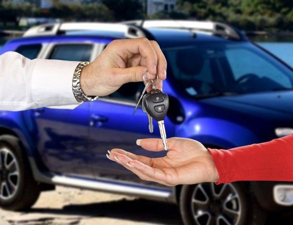 Продать машину