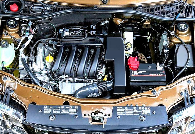 Бензиновый двигатель F4R