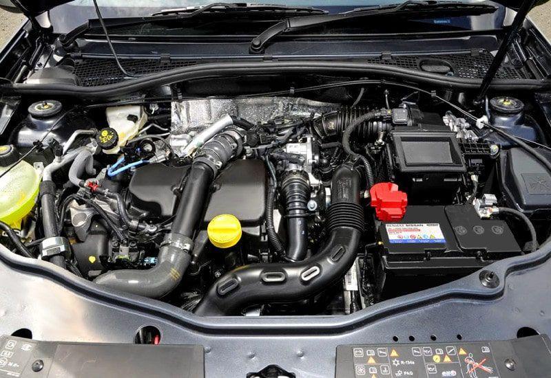 Дизельный двигатель Рено Дастер 2 поколения