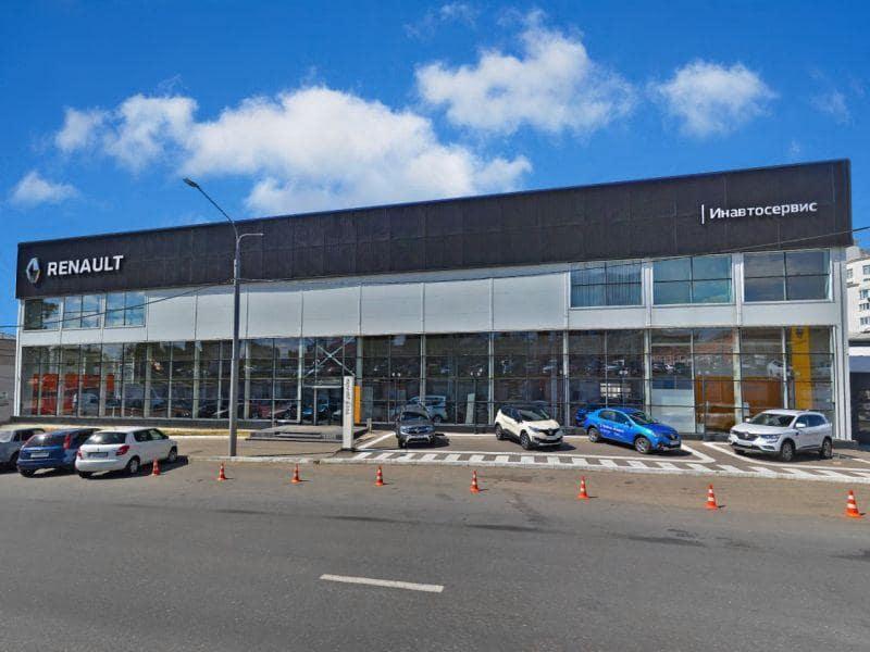 Renault во Владимире Инавтосервис