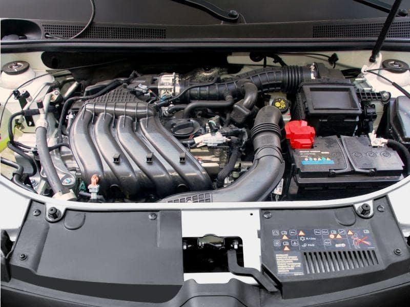 Двигатель Логан H4M