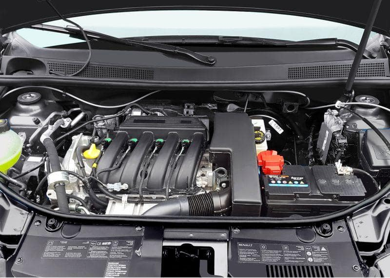 Двигатель Логан К4М